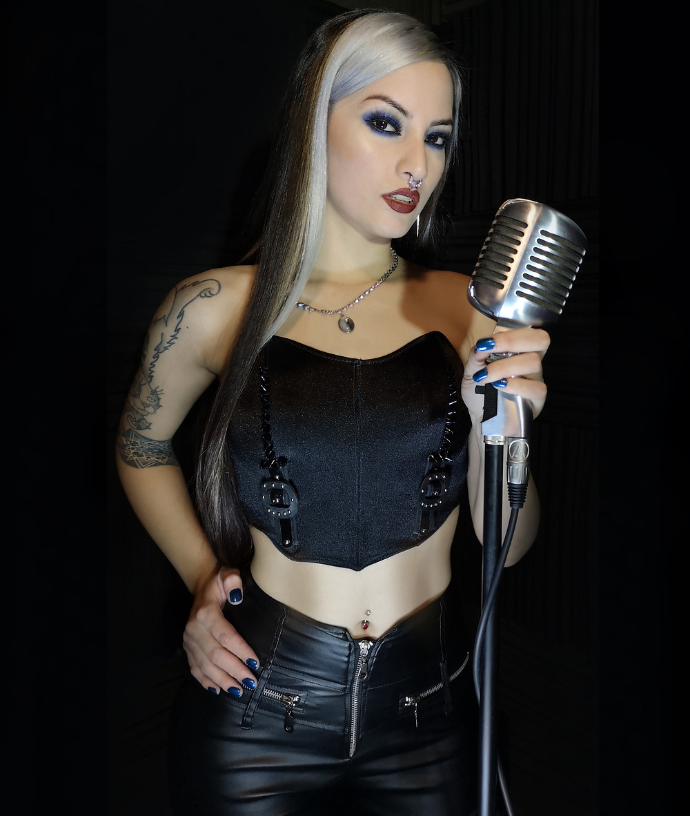 Ranthiel singer Vivaldi Metal Project 2