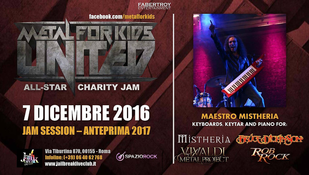 Metal for Kids 2017