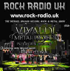 The Michael Spiggos Rock & Metal Radio Show interivew Mistheria Vivaldi Metal Project 2020-04-12