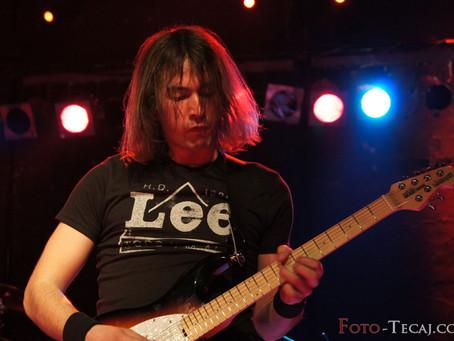 Gemini album: Ivan Mihaljevic guitars done