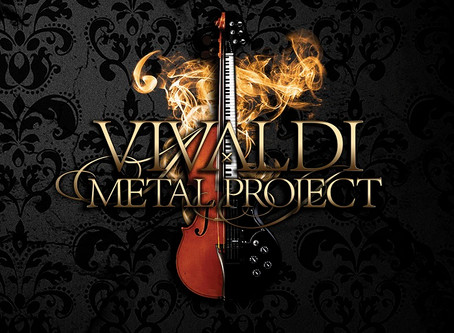 Album of the Year (2016): Vivaldi Metal Project ★★★★★