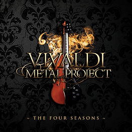 THE FOUR SEASONS (CD)  © 2016 - Pride & Joy Music