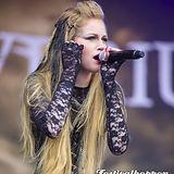 Aeva Maurelle singer Vivaldi Metal Proje