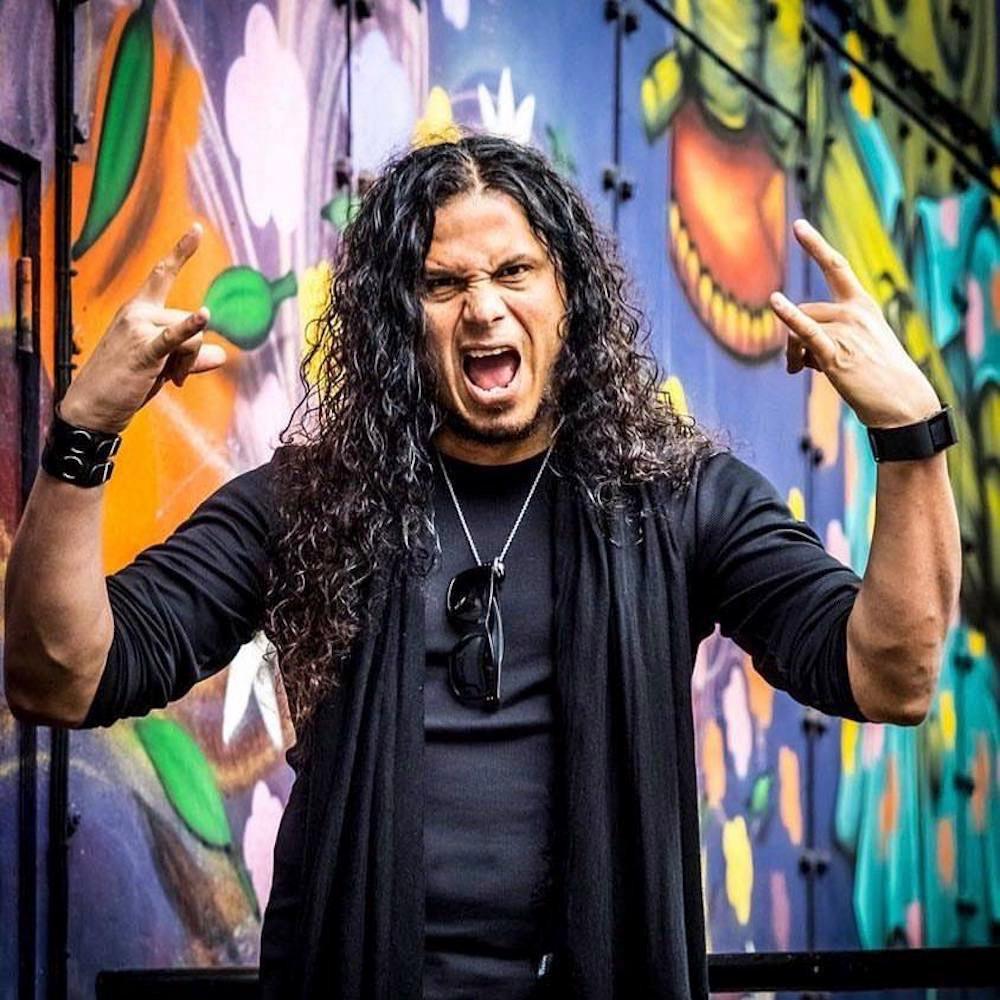 Jeff Scott Soto singer vocals lyricist Vivaldi Metal Project
