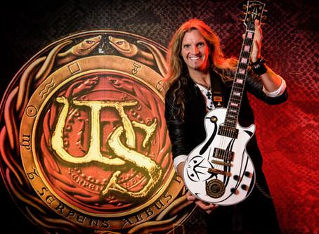 New Album Featured Artist - Guitarist Joel Hoekstra