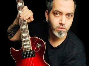 New Album Featured Artist - Composer and Guitarist Francesco Corapi