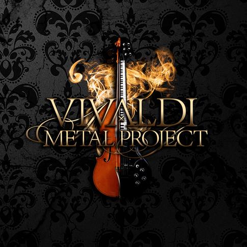 Vivaldi Metal Project promo cover no text