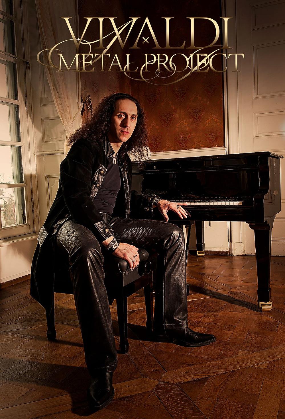 Mistheria producer Vivaldi Metal Project