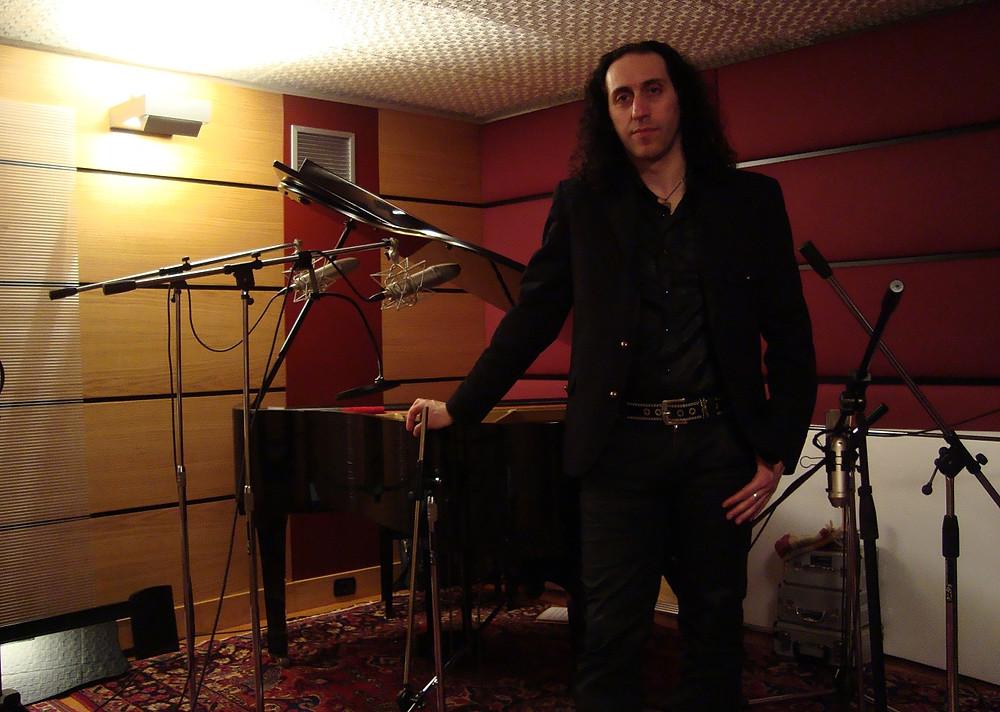 Mistheria in studio