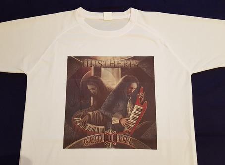 GEMINI Tshirt now on sell