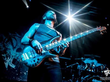 New Album Featured Artist - Bassist Giorgio Terenziani