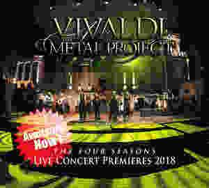 Vivaldi Metal Project - Live Concert Premieres 2018 OUT NOW!