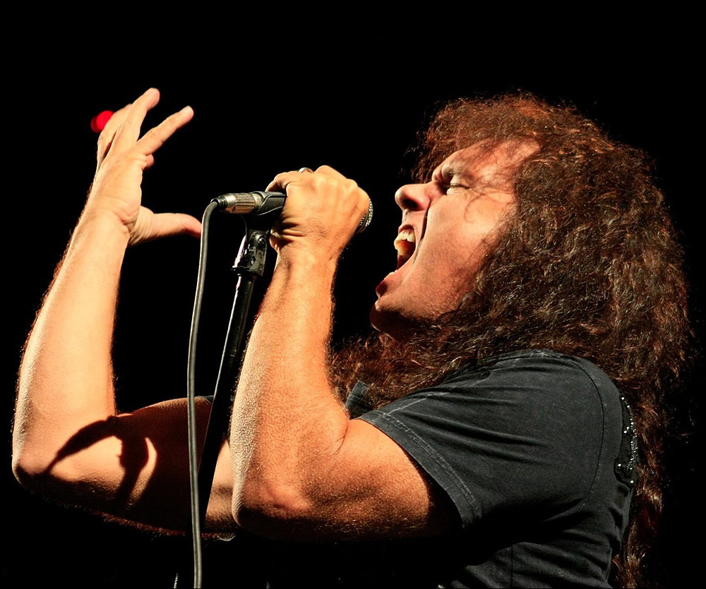 Rob Rock singer Vivaldi Metal Project 2
