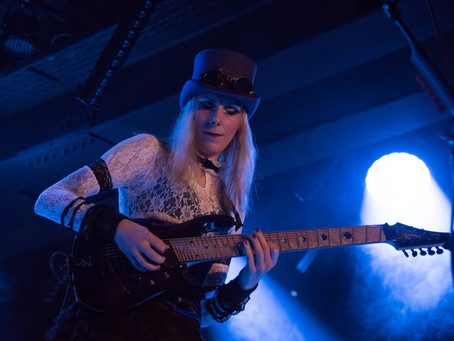 Guitarist Alexandra Zerner joins us in Sofia