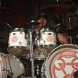 Allan Sorensen drums Vivaldi Metal Proje