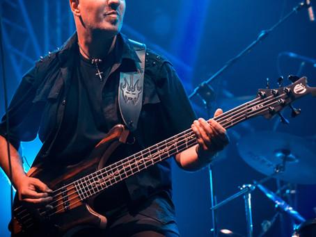 New Album Featured Artist - Bassist Massimiliano Flak