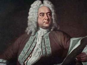 Handel: Pena Tiranna (Piano arrangement)