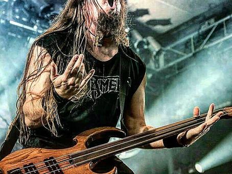 New Album Featured Artist - Bassist Steve Di Giorgio