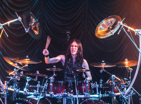 New Album Featured Artist - Drummer Yosuke Yamada