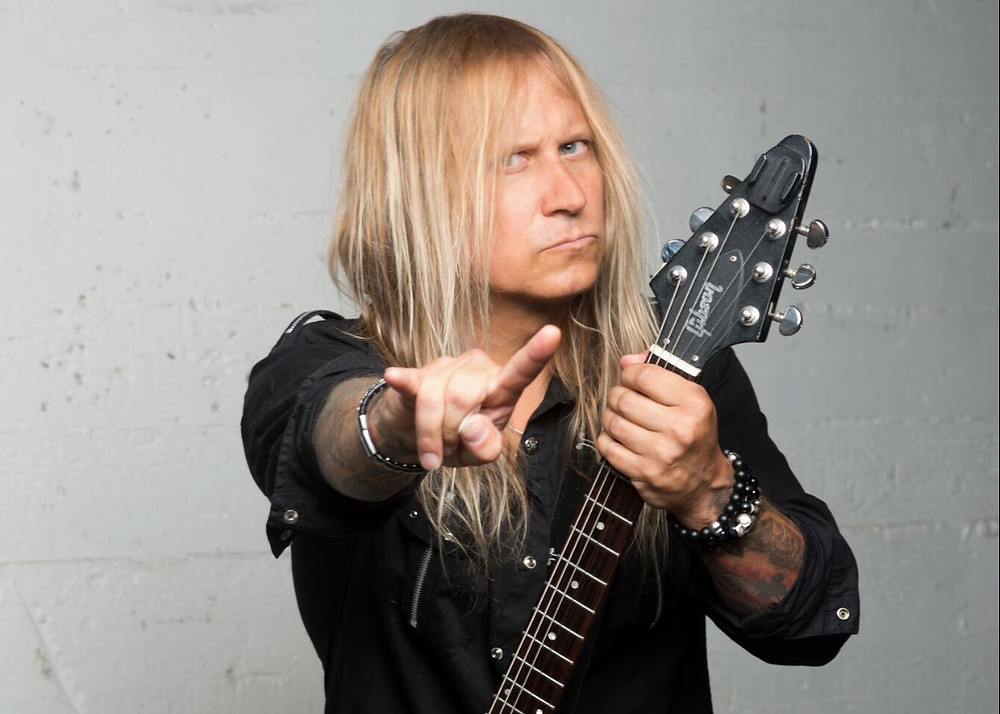 Chris Caffery Savatage Trans Siberian Orchestra guitarist Vivaldi Metal Project 2