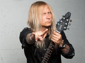 New Album Featured Artist - Guitarist Chris Caffery