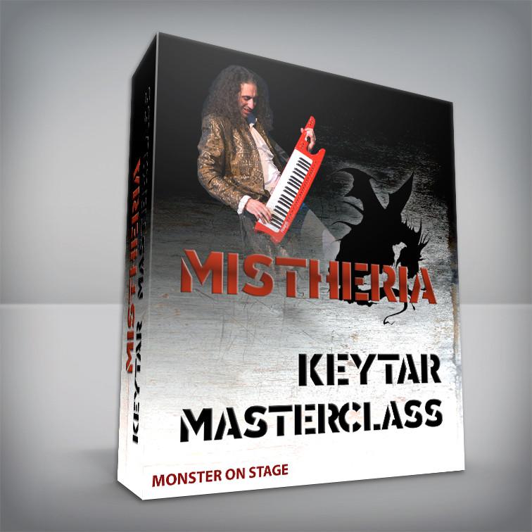Keytar masterclass package