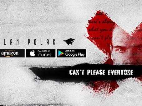 Milan Polak - New album out featuring Mistheria