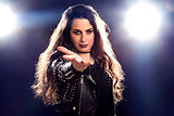 Paola Tiraferri singer Vivaldi Metal Pro