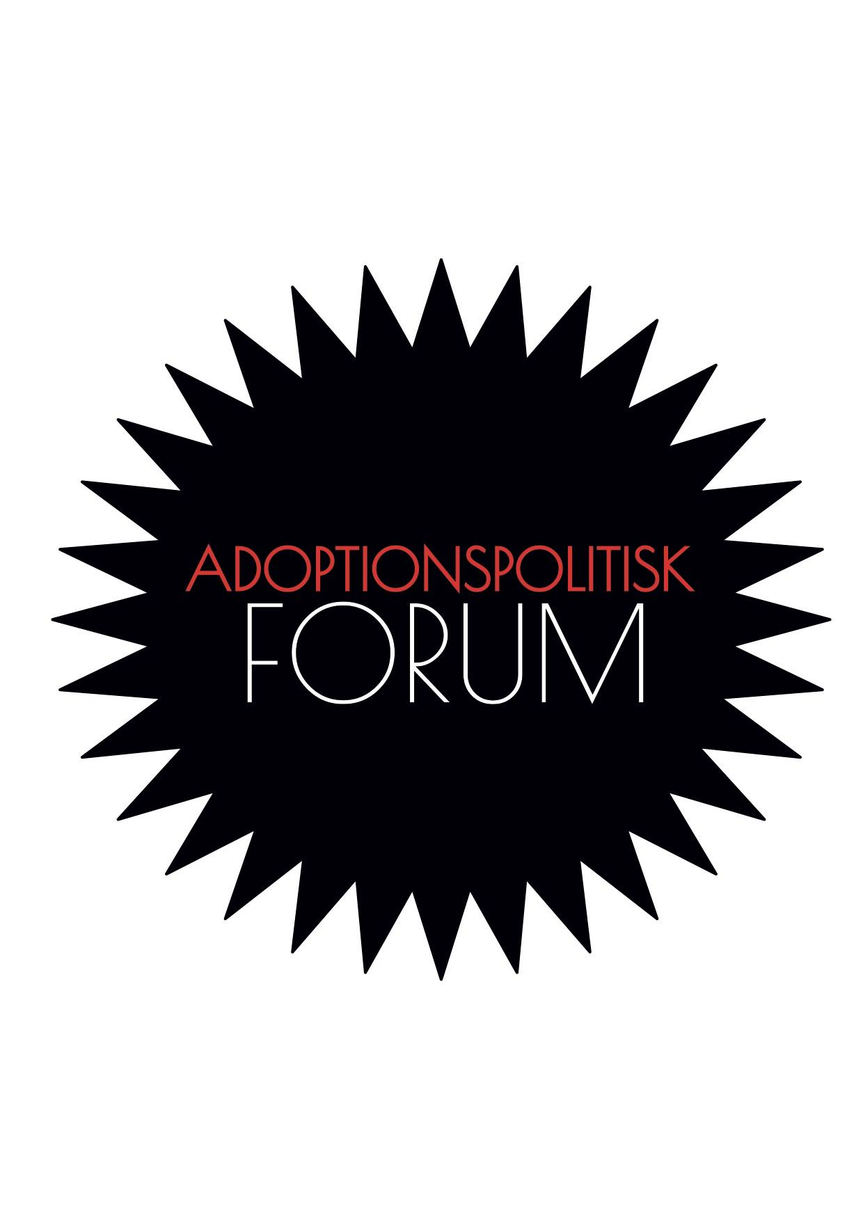 Music for Adoptionspolitisk Forum