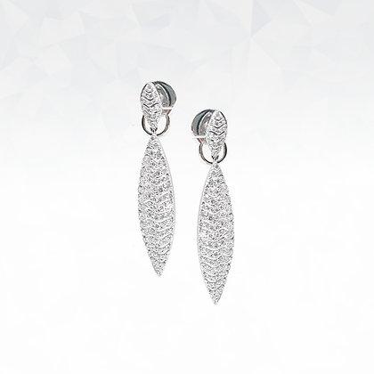 Diamond Drops Dangling Earrings