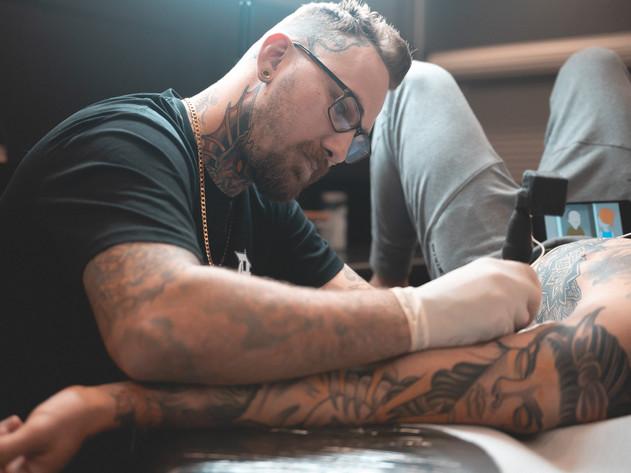 Vanguard Tattoo