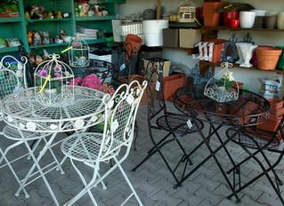 Krásny záhradný nábytok opäť v ponuke