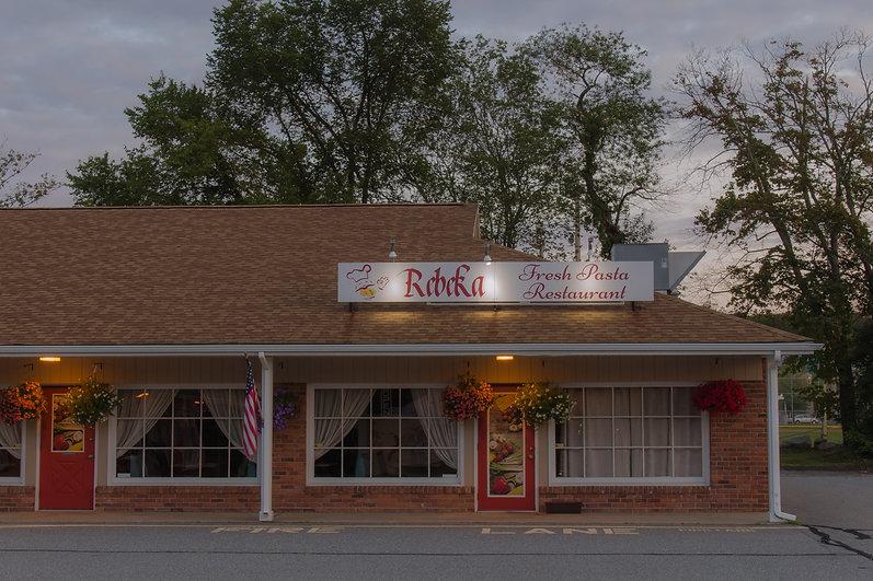 rebeka fresh pasta restaurant