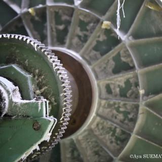 織物工場 ビーム