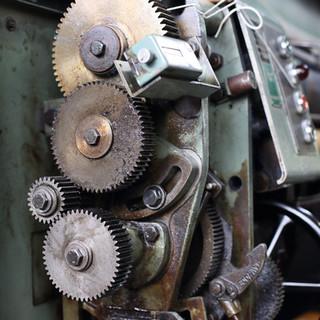 織物工場 歯車2