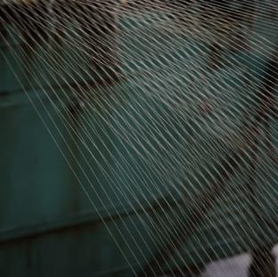 織物工場 整経1