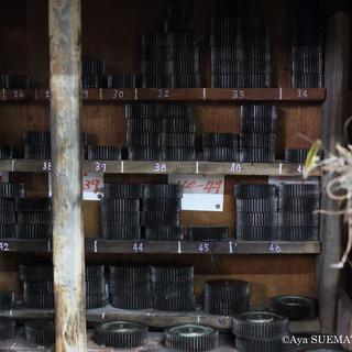 織物工場 歯車1