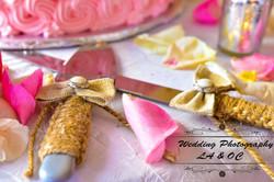 Wedding Cake Decour