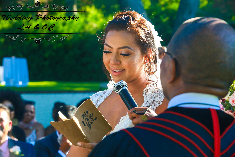 Bride's Vows