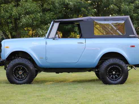 1971 Scout 800