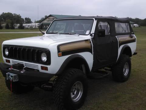 1978 Scout II