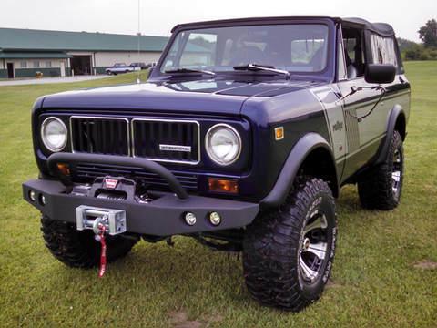 1979 Scout II