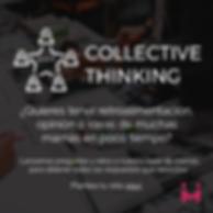 Pensamiento colectivo, retroalimentación, opinión o ideas de muchas mamás en poco tiempo
