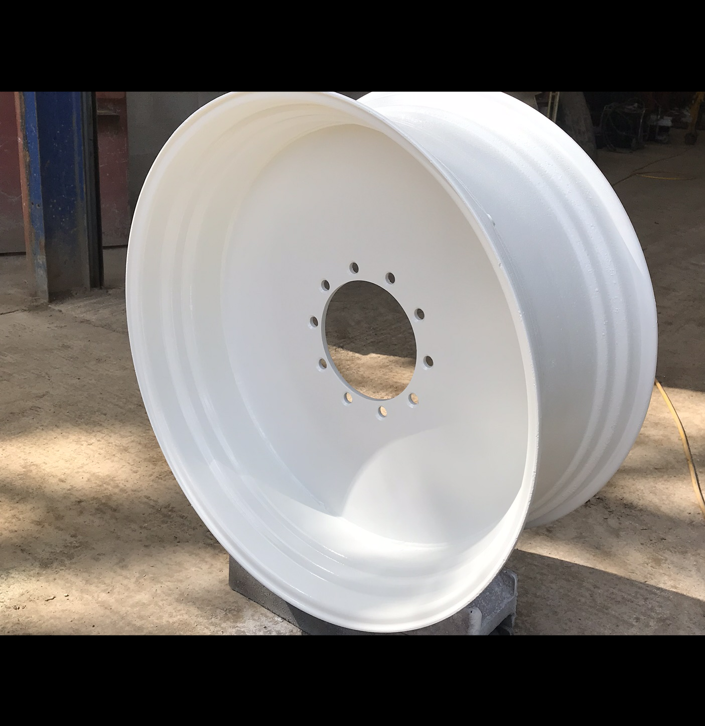 Wheel off frastrac refurbed