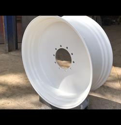 Wheel off frastrac refurbed