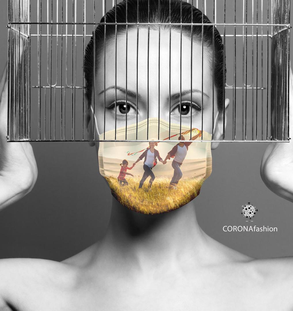 DAY 26 / CORONAfashion LET US OUT!! תמשיכו לעקוב..