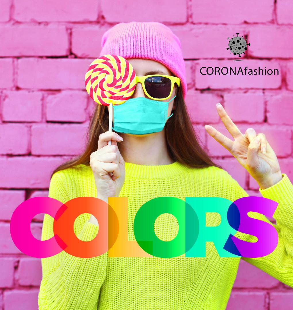 DAY 9 / CORONAfashion Keep it colorful תמשיכו לעקוב..