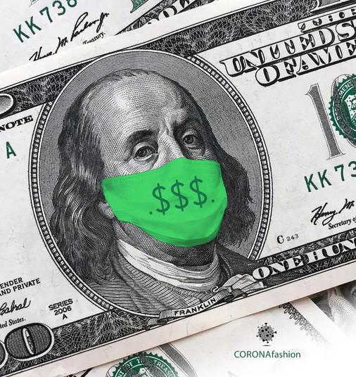 Day 8 / CORONAfashion Time is Money... תמשיכו לעקוב...