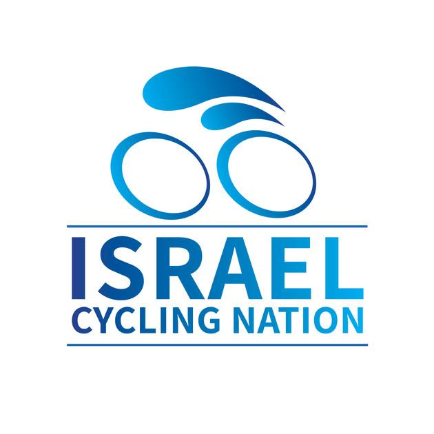 עיצוב לוגו ISRAEL CYCLING NATION