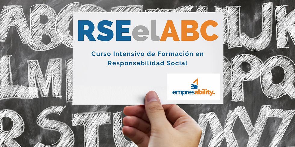 RSE el ABC curso intensivo (3 días)  Internacional USD